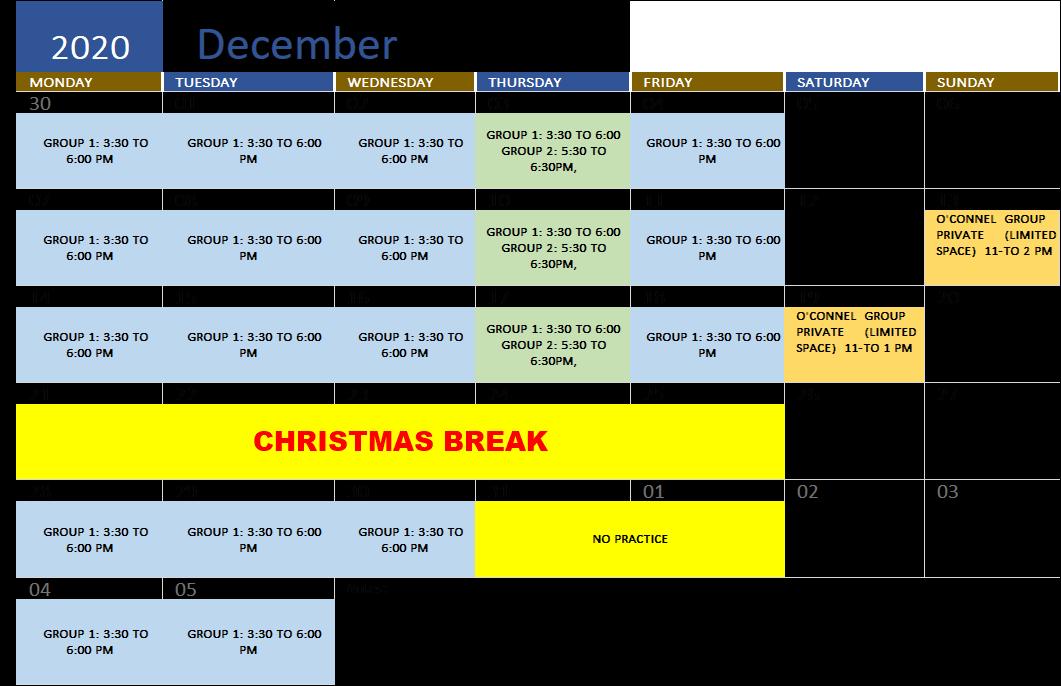 DECEMBER 20 GDC